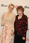 LOS ANGELES, CA - JUNE 07: Meryl Streep and Shirley MacLaine arrive at the 40th AFI Life Achievement Award honoring Shirley MacLaine at Sony Pictures Studios on June 7, 2012 in Los Angeles, California.