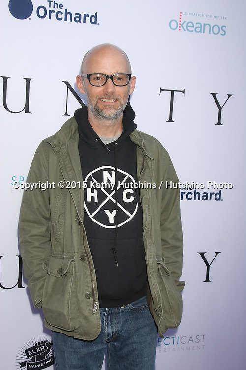"LOS ANGELES - JUN 24:  Moby at the ""Unity"" Documentary World Premeire at the Director's Guild of America on June 24, 2015 in Los Angeles, CA"