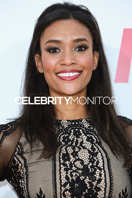 HOLLYWOOD, LOS ANGELES, CA, USA - JUNE 09: Annie Ilonzeh at the Los Angeles Premiere Of Screen Gems' 'Think Like A Man Too' held at the TCL Chinese Theatre on June 9, 2014 in Hollywood, Los Angeles, California, United States. (Photo by David Acosta/Celebrity Monitor)