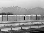 Interstate 15 and Lone Peak, Sandy, Utah, 2000