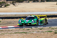12th January 2020; The Bend Motosport Park, Tailem Bend, South Australia, Australia; Asian Le Mans, 4 Hours of the Bend, Race Day; The number 13 Inter Europol Competition LMP3 driven by Nigel Moore, Martin Hippe,   during the race - Editorial Use