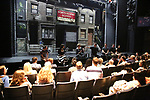 Cast Talkback during the 'Avenue Q'  15th Anniversary Celebration matinee with Original Cast Members at the New World Stages on July 28, 2018 in New York City.