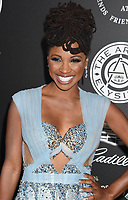 SANTA MONICA, CA - JANUARY 06: Actress Shanola Hampton arrives at the The Art Of Elysium's 11th Annual Celebration - Heaven at Barker Hangar on January 6, 2018 in Santa Monica, California.<br /> CAP/ROT/TM<br /> &copy;TM/ROT/Capital Pictures