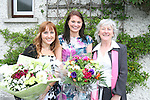 Teachers Miss Ger Ronan, Mrs Annemarie Ford and Mrs Campbell at Termonfeckin NS Communion....Photo NEWSFILE/Jenny Matthews.(Photo credit should read Jenny Matthews/NEWSFILE)....This Picture has been sent you under the condtions enclosed by:.Newsfile Ltd..The Studio,.Millmount Abbey,.Drogheda,.Co Meath..Ireland..Tel: +353(0)41-9871240.Fax: +353(0)41-9871260.GSM: +353(0)86-2500958.email: pictures@newsfile.ie.www.newsfile.ie.FTP: 193.120.102.198.