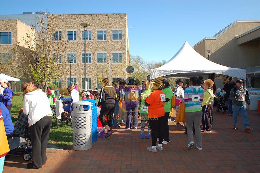 2013 Multiple Sclerosis (MS) Walk<br /> Howard Community College (HCC)