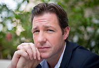 Ed Burns is photographed at the Four Seasons Hotel in Los Angeles on Saturday, Oct. 6, 2012...Photo by Carlos Delgado / For the Daily News