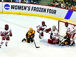 03-24-19 Women's Frozen Four Finals  Minn vs Wisc