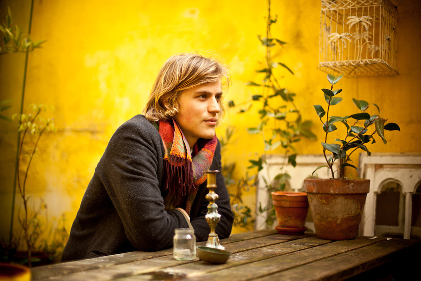 Johnny Flynn is a musician, poet and an actor. He fronts a folk/rock group called the Sussex Wit.