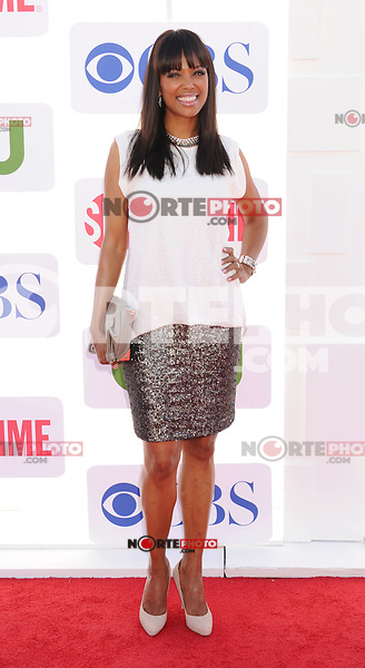 BEVERLY HILLS, CA - JULY 29: Aisha Tyler arrives at the CBS, Showtime and The CW 2012 TCA summer tour party at 9900 Wilshire Blvd on July 29, 2012 in Beverly Hills, California. /NortePhoto.com<br />