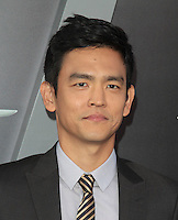 HOLLYWOOD, CA - AUGUST 01: John Cho at the premiere of Columbia Pictures' 'Total Recall' held at Grauman's Chinese Theatre on August 1, 2012 in Hollywood, California Credit: mpi21/MediaPunch Inc. /NortePhoto.com<br />