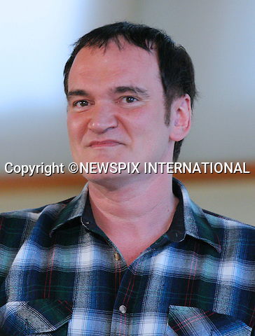 "QUENTIN TARANTINO.San Sebastian Film Festival, San Sebastian_18/09/2009.Mandatory Credit Photo: ©NEWSPIX INTERNATIONAL..**ALL FEES PAYABLE TO: ""NEWSPIX INTERNATIONAL""**..IMMEDIATE CONFIRMATION OF USAGE REQUIRED:.Newspix International, 31 Chinnery Hill, Bishop's Stortford, ENGLAND CM23 3PS.Tel:+441279 324672  ; Fax: +441279656877.Mobile:  07775681153.e-mail: info@newspixinternational.co.uk"