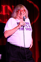 LOS ANGELES - OCT 6: Bruce Vilanch at the Right This Way, Your Table's Waiting cabaret performance - to benefit The Actors Fund held at  The Catalina Jazz Club on October 8, 2017 in Los Angeles, CA