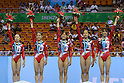Japan Women's national team group, ..AUGUST 13, 2011 - Artistic Gymnastics : ..The 26th Summer Universiade 2011 Shenzhen ..Women's Team competition ..at Shenzhen Baoan Gymnasium, Shenzhen, China. ..(Photo by YUTAKA/AFLO SPORT) [1040]