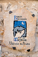 Maiella National Park, Abruzzo, Italy, June 2008. The Village of campo di Giove is the heart of the Maiella. Photo by Frits Meyst/Adventure4ever.com