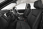 Front seat view of2014 Ford Ranger Limited 4 Door Pickup Front Seat car photos