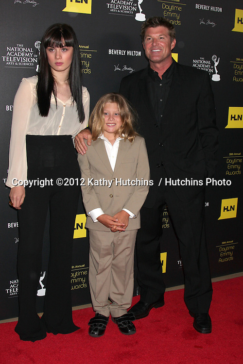 LOS ANGELES - JUN 23:  Winsor Harmon arrives at the 2012 Daytime Emmy Awards at Beverly Hilton Hotel on June 23, 2012 in Beverly Hills, CA