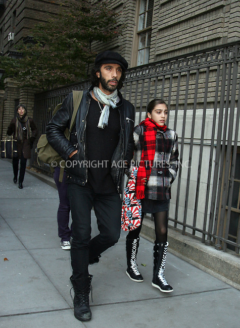WWW.ACEPIXS.COM ************....November 21 2008, New York City....On the day that Madonna and Guy Richie's divorce was finalised in court in London, Carlos Leon picked up his and Madonna's daughter Lourdes from Madonna's Upper West Side apartment on November 21 2008 in New York City......Please byline: PHILIP VAUGHAN - ACEPIXS.COM.. *** ***  ..Ace Pictures, Inc:  ..tel: (646) 769 0430..e-mail: info@acepixs.com..web: http://www.acepixs.com