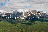 Ragged Peak, Gunnison County, Colorado. May 2014. 84307