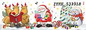 Isabella, CHRISTMAS SANTA, SNOWMAN, WEIHNACHTSMÄNNER, SCHNEEMÄNNER, PAPÁ NOEL, MUÑECOS DE NIEVE, paintings+++++,ITKE533918,#x# ,stickers