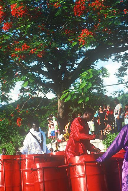 Carnival, St. Georges, Grenada, Caribbean..