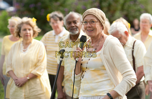 VANESSA REDGRAVE<br /> in Unfinished Song (2012) <br /> (Song for Marion)<br /> *Filmstill - Editorial Use Only*<br /> CAP/FB<br /> Image supplied by Capital Pictures