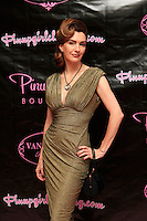 LOS ANGELES - AUG 3: Laura Byrnes at the opening of the 'Pinup Girl Boutique' on August 3, 2012 in Burbank, California