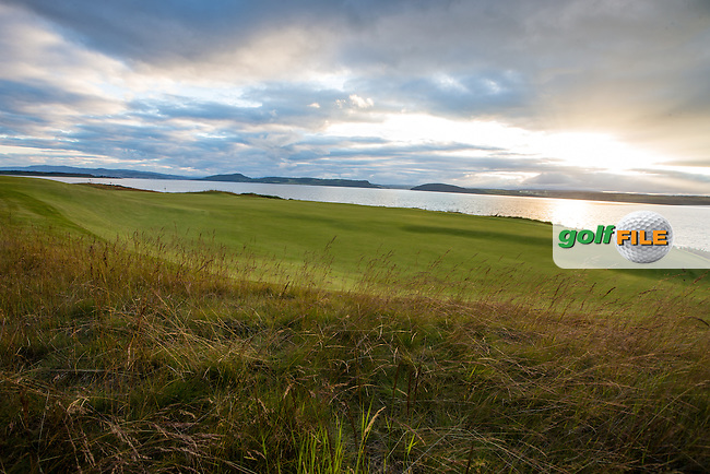 Night time views of the holes during the Aberdeen Asset Management Scottish Open 2016, Castle Stuart  Golf links, Inverness, Scotland. 08/07/2016.<br /> Picture Fran Caffrey / Golffile.ie<br /> <br /> All photo usage must carry mandatory copyright credit (&copy; Golffile | Fran Caffrey)