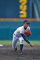 Tomohiro Anraku (Saibi),.APRIL 3, 2013 - Baseball :.85th National High School Baseball Invitational Tournament final game between Saibi 1-17 Urawa Gakuin at Koshien Stadium in Hyogo, Japan. (Photo by Katsuro Okazawa/AFLO)