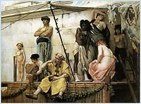 The Slave Market<br /> <br /> Gustave Boulanger