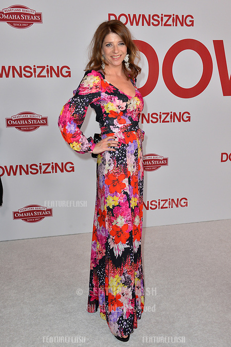 Ingjerd Egeberg at the special screening of &quot;Downsizing&quot; at the Regency Village Theatre, Westwood, USA 18 Dec. 2017<br /> Picture: Paul Smith/Featureflash/SilverHub 0208 004 5359 sales@silverhubmedia.com
