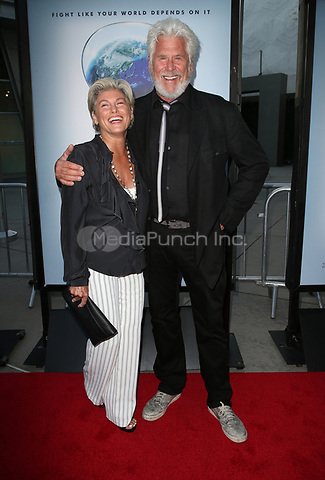 "HOLLYWOOD, CA - JULY 25: Sherri Jensen Bostwick, Barry Bostwick, At Screening Of Paramount Pictures' ""An Inconvenient Sequel: Truth To Power"" At ArcLight Hollywood In California on July 25, 2017. Credit: FS/MediaPunch"
