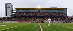 Over 4000 in attendance as UAlbany Men's Lacrosse defeats Richmond 18-9 on May 12 at Casey Stadium in the NCAA tournament first round.