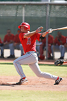 Jon Karcich - Los Angeles Angels, 2009 Instructional League.Photo by:  Bill Mitchell/Four Seam Images..