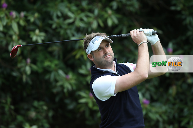 Matthew BALDWIN (ENG) during Round One of the 2015 BMW PGA Championship over the West Course at Wentworth, Virginia Water, London. 21/05/2015Picture David Lloyd, www.golffile.ie.