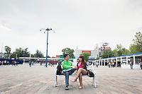 Estación Buenavista, Buenavista Station, Metrobus Linea 1, Mexico DF, Mexico