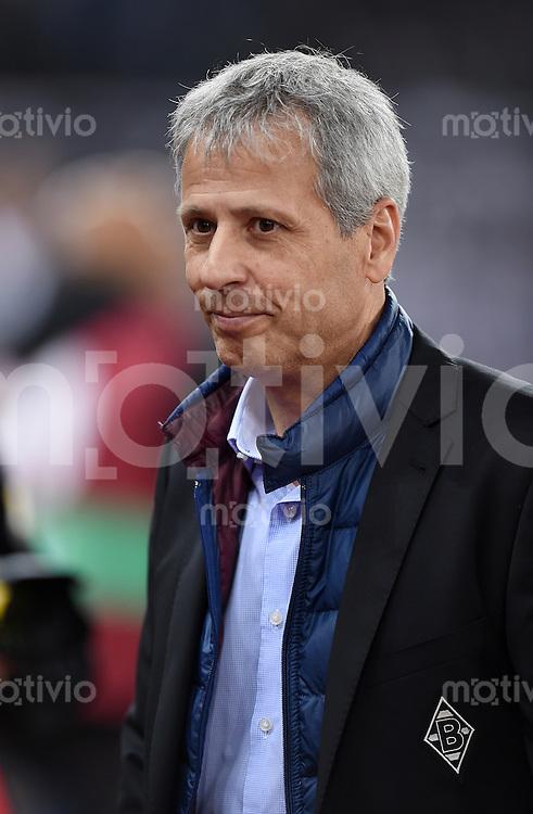 FUSSBALL   INTERNATIONAL   UEFA EUROPA LEAGUE   SAISON 2014/2015 FC Zuerich - VfL Borussia Moenchengladbach    02.10.2014 Trainer Lucien Favre (Borussia Moenchengladbach)