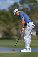 Rory McIlroy (NIR) sinks his putt on 6 during round 4 of the Arnold Palmer Invitational at Bay Hill Golf Club, Bay Hill, Florida. 3/10/2019.<br /> Picture: Golffile | Ken Murray<br /> <br /> <br /> All photo usage must carry mandatory copyright credit (© Golffile | Ken Murray)
