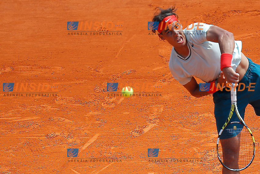 Rafael Nadal, Monte - Carlo, Monaco 14/4/2013 .Monte - Carlo Rolex Masters, Tennis, Atp World Tour.Tennis..Foto Marco Bertorello Insidefoto