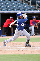 Christian Lara - Los Angeles Dodgers - 2010 Instructional League.Photo by:  Bill Mitchell/Four Seam Images..