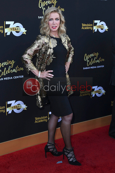 Donna Mills<br /> at the Television Academy's 70th Anniversary Celebration Gala, Television Academy, North Hollywood, CA 06-02-16<br /> David Edwards/Dailyceleb.com 818-249-4998