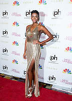 LAS VEGAS, NV - December 19 : Miss Universe 2012 Leila Lopes pictured arriving at Miss Universe 2012 finals at Planet Hollywod Resort on December 19, 2012 in Las Vegas, Nevada. Credit: Kabik/Starlitepics/MediaPunch Inc. /NortePhoto