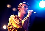 David Bowie 1982.© Chris Walter..