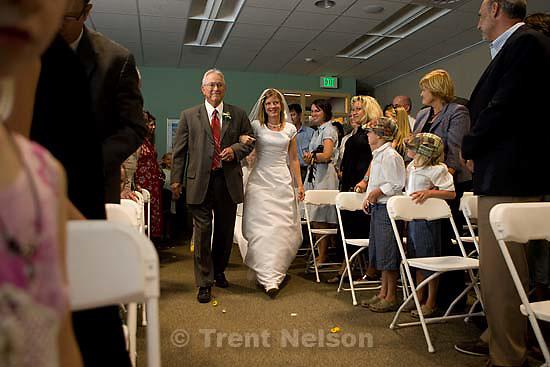 Maddie Quayle, Dave Scott wedding.Monday August 3, 2009 in South Jordan. ed quayle