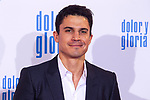 Alex Gonzalez attends the movie premiere of 'Dolor y gloria' in Capitol Cinema, Madrid 13th March 2019. (ALTERPHOTOS/Alconada)