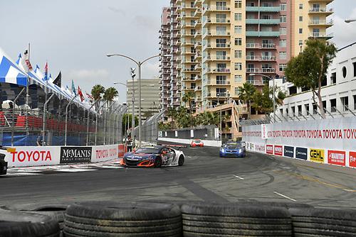 2017 Pirelli World Challenge<br /> Toyota Grand Prix of Long Beach<br /> Streets of Long Beach, CA USA<br /> Sunday 9 April 2017<br /> Peter Kox<br /> World Copyright: Richard Dole/LAT Images<br /> ref: Digital Image RD_LB17_500