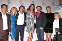 "PALM SPRINGS - JAN 11:  James Van Patten, Eileen Davidson, Vincent Van Patten, Caitlyn Jenner, Nels Van Patten, Sophia Hutchins, Pat Van Patten at the ""Walk to Vegas"" World Premiere at the Richards Center for the Arts on January 11, 2019 in Palm Springs, CA"