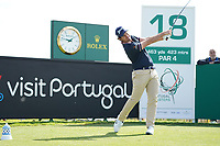 Ricardo Gouveia (POR) during Wednesday Pro-Am of the Portugal Masters, Dom Pedro Victoria Golf Course, Vilamoura, Vilamoura, Portugal. 23/10/2019<br /> Picture Andy Crook / Golffile.ie<br /> <br /> All photo usage must carry mandatory copyright credit (© Golffile | Andy Crook)