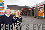 Jack & Tracy Fitzpatrick at The Market House in Cahersiveen.