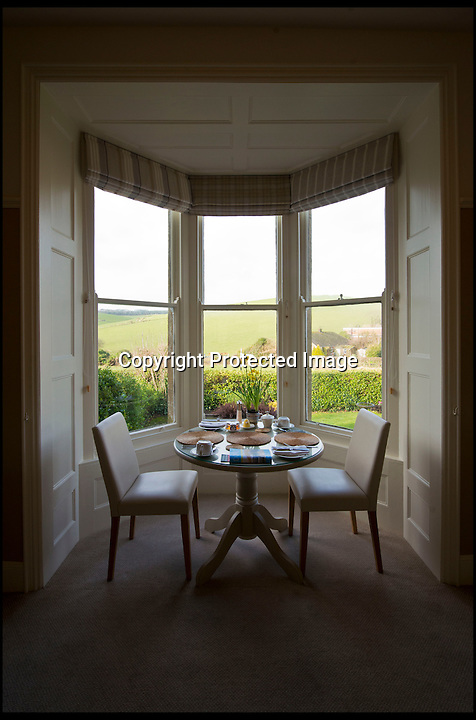 BNPS.co.uk (01202 558833)<br /> Pic: RachelAdams/BNPS<br /> <br /> A countryside bed and breakfast has been hailed as the best in the world and has now scooped a TripAdvisor award.<br /> <br /> Bindon Bottom is a beautiful Victorian house surrounded by rolling fields and stunning greenery.<br /> <br /> It ranked at number 10 in 2012 but has gone from strength to strength over the last two years and has received hundreds of positive reviews.<br /> <br /> It has now stormed into the lead and has been crowned as the World's Best B&amp;B at the TripAdvisor 2014 Traveller's Choice awards.<br /> <br /> One reviewer said it was an 'amazing little gem with a breakfast 'to die for'.<br /> <br /> Another said: &quot;Spotlessly clean, with lots of thoughtful extra touches.&quot;<br /> <br /> Bindon Bottom in West Lulworth, Dorset, is run by Clive and Lisa Orchard who set it up in 2010 as a change of lifestyle and a break in their careers.<br /> <br /> The quirky name was chosen because the building it near Bindon Hill, and the five guests rooms are named after authors including Enid Blyton.<br /> <br /> Lisa, who is originally from Sydney, Australia, said: &quot;We are so grateful to our guests for taking the time to write the reviews.<br /> <br /> &quot;We both love the area and we're hoping that people have a wonderful holiday in Dorset, which is something we can help them to do.<br /> <br /> &quot;I think it's our personal choices that make us different.&quot;