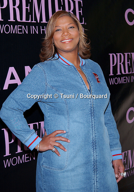 Queen Latifah arriving at the 9th Annual Premiere Women in Hollywood Luncheon at the Four Seasons Hotel in Los Angeles. October 16, 2002.           -            QueenLatifah318.jpg